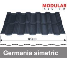 Germania simetric