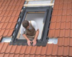 montáž okna