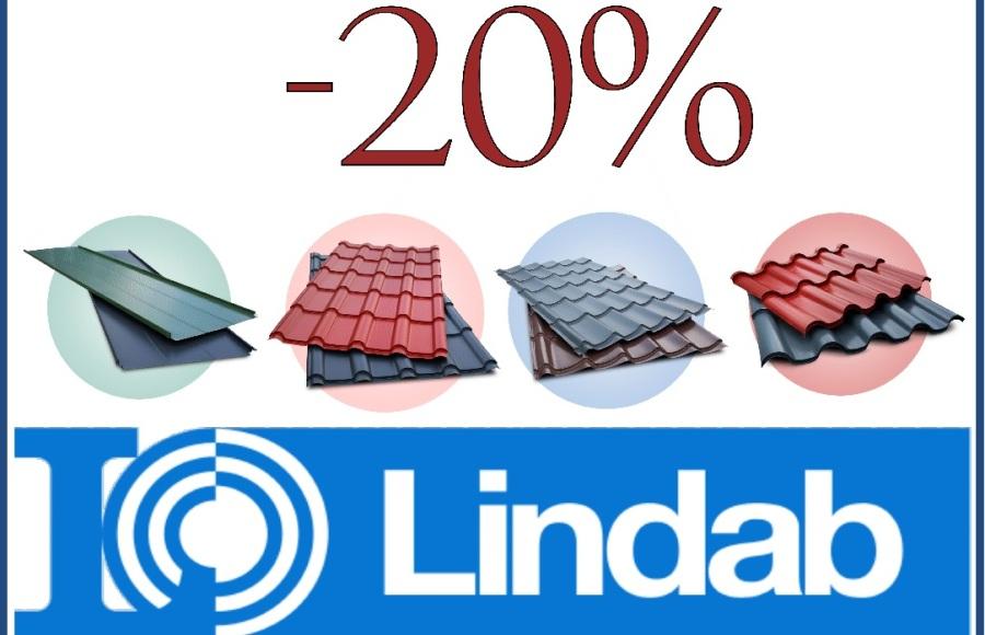 Lindab -20%