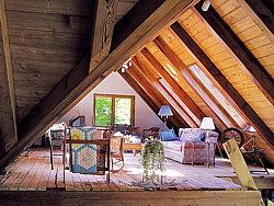 klasický krov